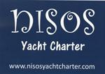Nisos Yacht Charter Logo