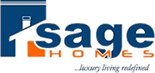 The Sage Homes Logo