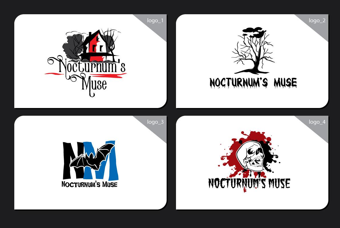 NocturnumsMuse Imprint - DonnaInk Publications, L.L.C. Logo