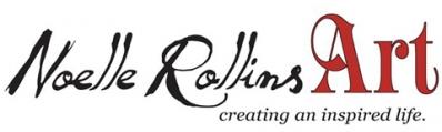 NoelleRollinsArt Logo