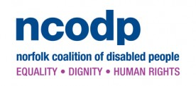 Norfolk Coalition of Disabled People Logo