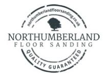 Northumberland Floor Sanding Logo