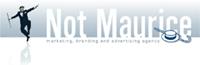 Not Maurice, Creative Marketing Agency Logo