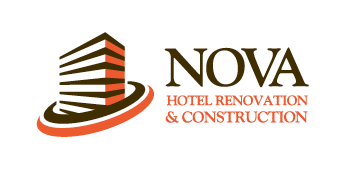 Nova Hotel Renovation & Construction Logo