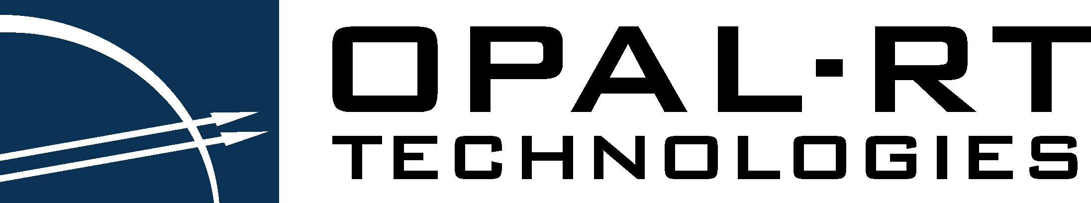 OPAL-RT TECHNOLOGIES Logo