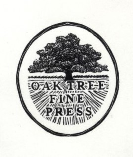 Oak Tree Fine Press Logo