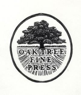 Oak Tree Fine Press Logo