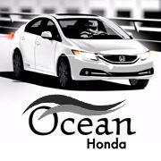 Ocean Honda Santa Cruz Logo