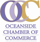 Oceanside Chamber of Commerce Logo