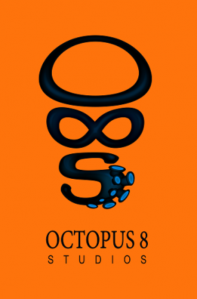 Octopus8Studios Logo