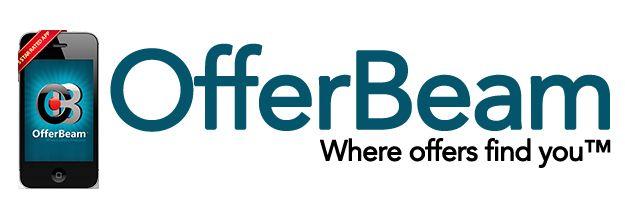 OfferBeam App International Logo