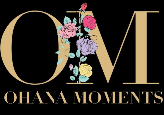 Ohana Moments Logo