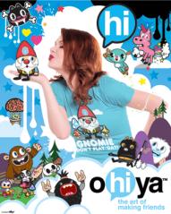 Ohiya Friends Logo