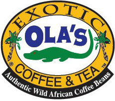 Ola's Coffee and Tea Logo