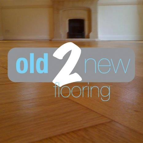 Old 2 New Flooring Logo