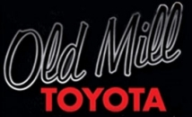 Old Mill Toyota Logo