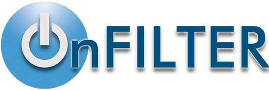 OnFILTER Inc. Logo