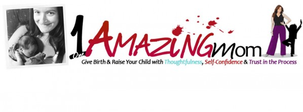 Wendy Garrido | One Amazing Mom Logo