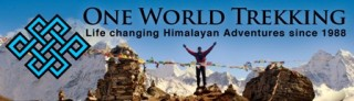 One World Trekking Logo