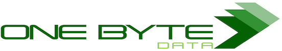 One Byte Data Logo
