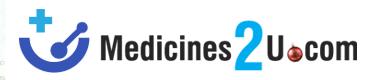 Medicines2u Logo