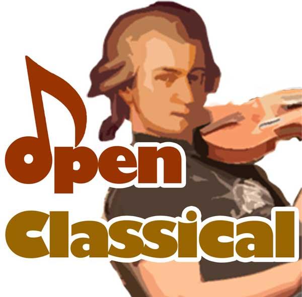 Open Classical Logo