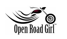 Open Road Girl Logo