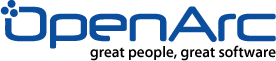 Openarc Systems Management Logo