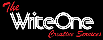 The WriteOne Creative Services Logo