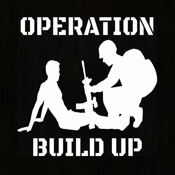 Operation Build Up Logo