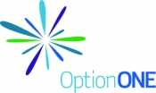 OptionONE Care at Home Logo