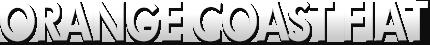 OrangeCoastFiat Logo