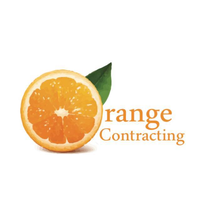 Orange Contracting Logo