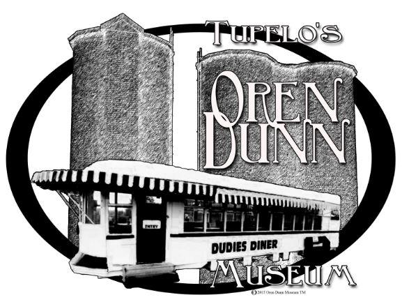 OrenDunnCityMuseum Logo