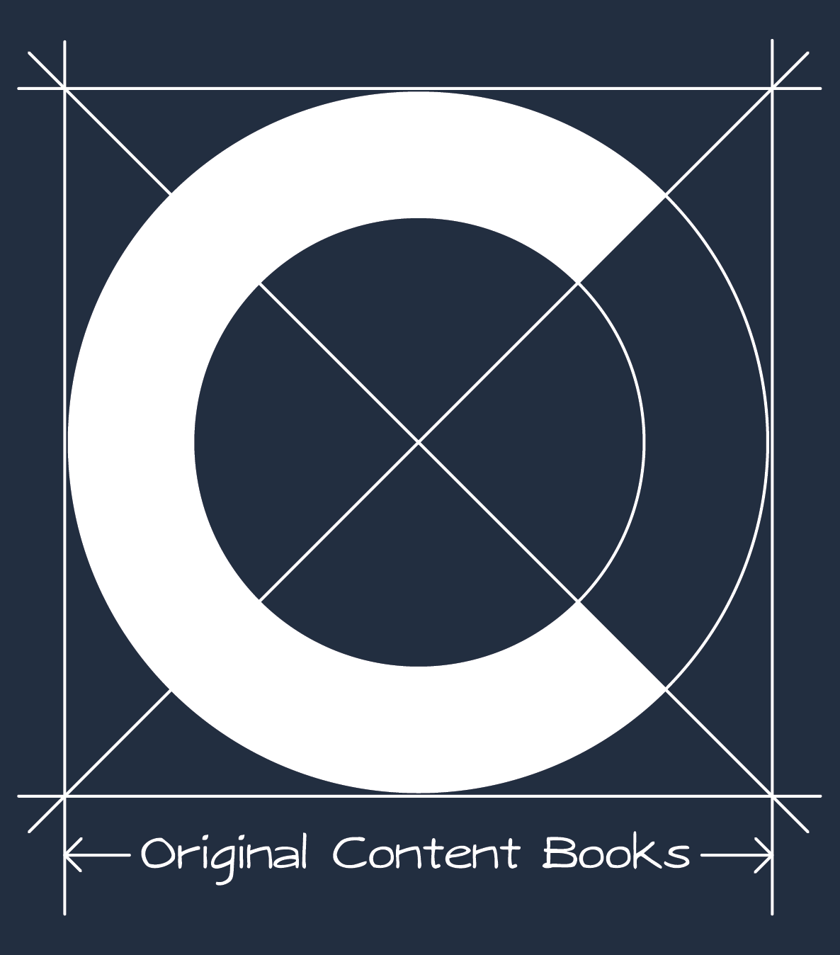 Original Content Books Logo