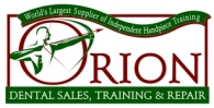 Orion Dental Handpiece Sales, Training & Repair Logo