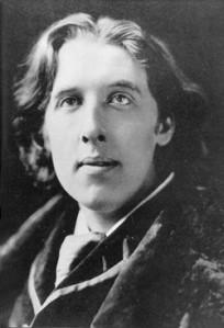 Oscar Wilde In America Logo