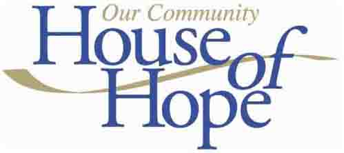 Our Community House of Hope Logo
