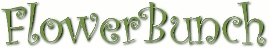Flower Bunch .com.au Logo