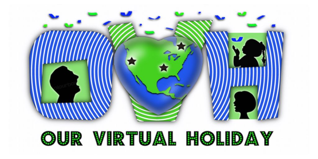 Our Virtual Holiday Logo