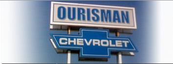 Ourisman Chevrolet Mitsubishi Logo