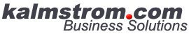 kalmstrom.com Business Solutions Logo
