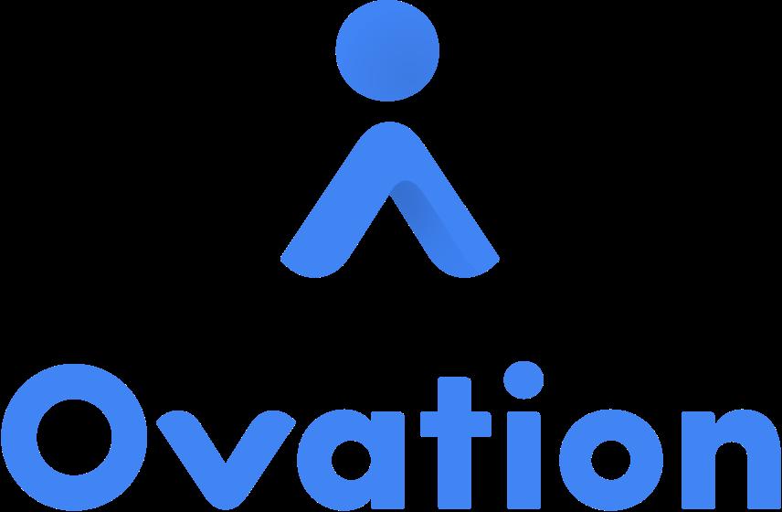 OvationUp Logo