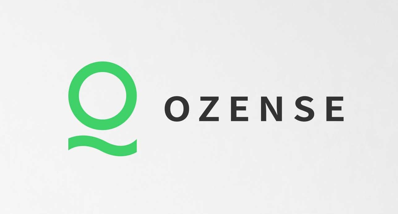 Ozense Ltd. Logo