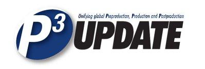 P3 Update Magazine Logo