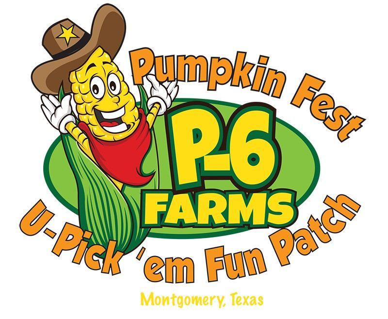 P6Farms Logo