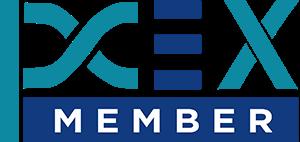 PCEX Member Logo
