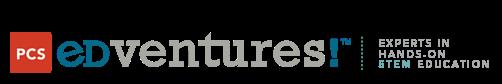 PCS Edventures! Logo