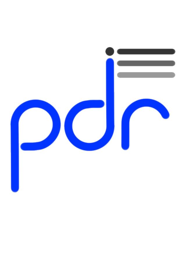 PDR Estimate Logo