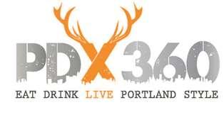 PDX360 Logo